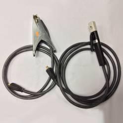 Комплект кабелей КГ-16 2м+3м маленькие зажимы Binzel (DE2200, MK 200A, CM 10-25)